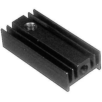 ASSMANN WSW V5629G Fin ısı emici 40 K/W (L x W x H) 25 x 12 x 6,5 mm 220