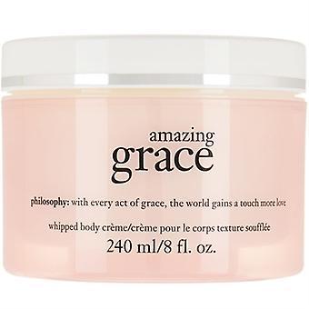 Philosophy Amazing Grace Whipped Body Cream 240ml / 8oz
