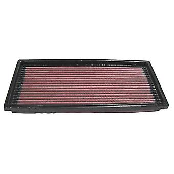 K&N 33-2126 High Performance Replacement Air Filter