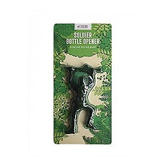 Eureka Novelty Soldier Bottle Opener