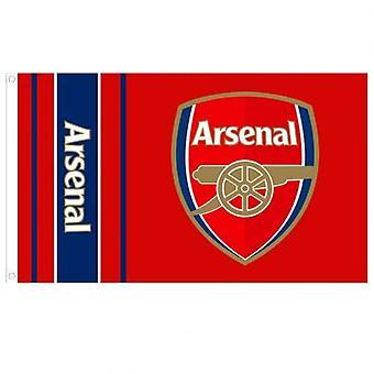 Arsenal Flag WM