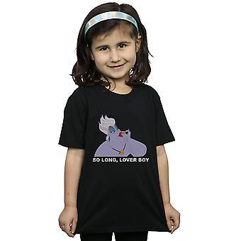 Disney Mädchen die kleine Meerjungfrau-Ursula lange also T-Shirt