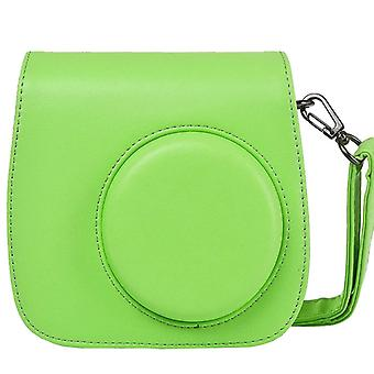 Camera bag for Fujifilm Instax Mini 9/8/8 +, Lime Green