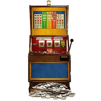 Fruit Machine (One Armed Bandit) - Levensgrote Kartonnen Knipsel / Standee