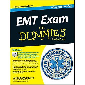 امتحان EMT للدمى مع الممارسة على الإنترنت قبل آرثر هسيه-978111876