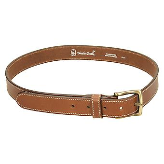 Mens Charles Smith Smart Belt 30021 - Tan Leather - UK Size 42