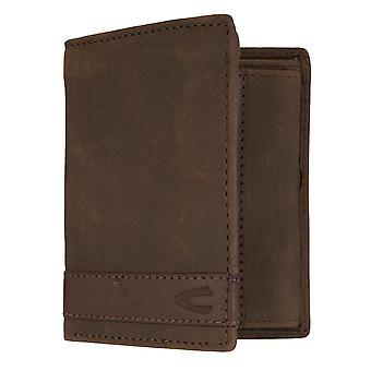 Camel active mens wallet portefeuille sac à main avec protection Brown 7310 de la puce RFID