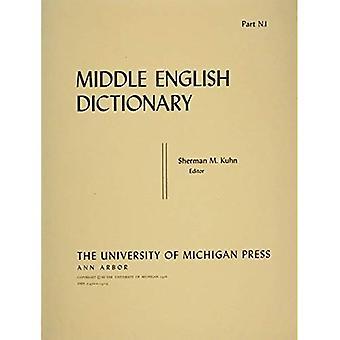 Mittleres Englisch Wörterbuch Pt.N1