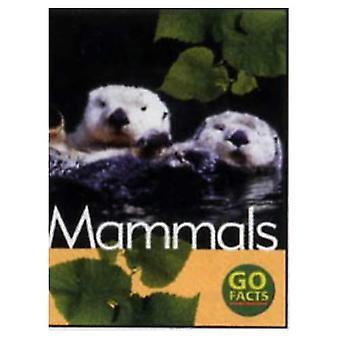Pattedyr: (Gå fakta):