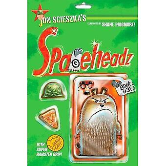 Spaceheadz, livre 3