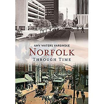 Norfolk:: Through Time (America Through Time)