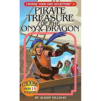 Pirate Treasure of the Onyx Dragon (Choose Your Own Adventure