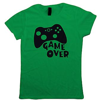 Game Over Controller, Gamer, Womens T-Shirt