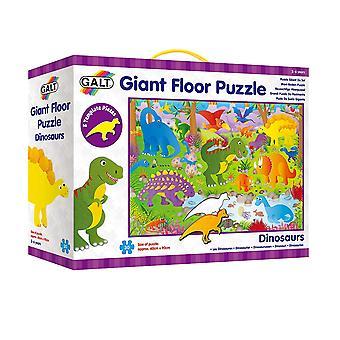 Galt leksaker Giant golv pussel, dinosaurier