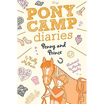 Penny et Prince (poney Camp Diaries)