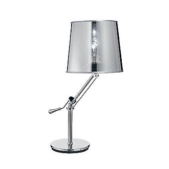 Idealne Lux - Regol Chrome biurko Lampa IDL019772