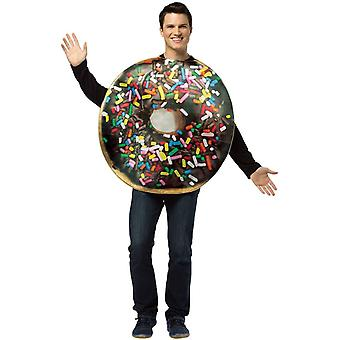 Donuts Adult Costume