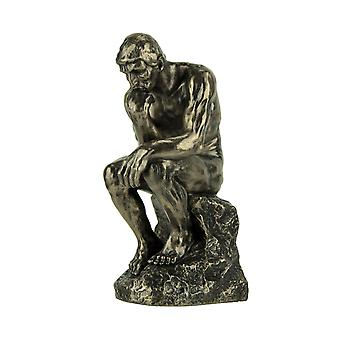 Rodin's The Thinker Inspired Decorative Statue
