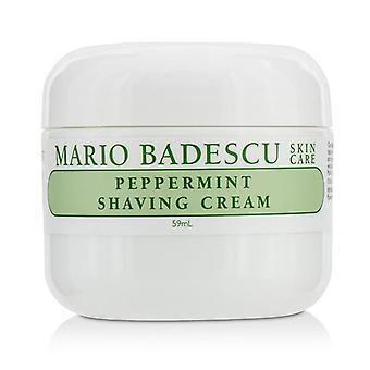 Mario Badescu Peppermint Shaving Cream - 59ml/2oz