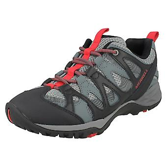 Ladies Merrell Lace opp Casual trenere sirene Hex Q2