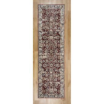 Alhambra Runner 6549A In Red Red