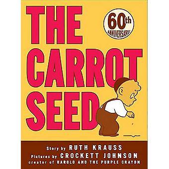 The Carrot Seed by Ruth Krauss - Crockett Johnson - 9780833510419 Book