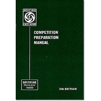 Triumph Owners' Handbook - Spitfire Competition Preparation Manual (5t