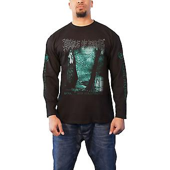 Cradle Of Filth T Shirt Dusk And Her Embrace new Official Black Mens Long Sleeve