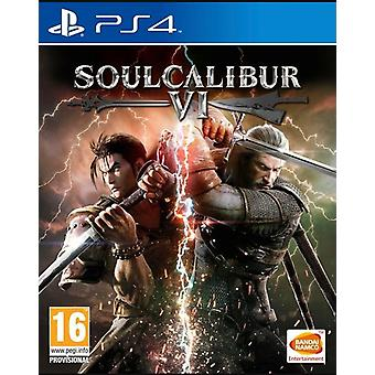Gra Soul Calibur VI na PS4