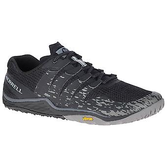 Merrell Black Mens Trail Glove 5 Walking Shoes