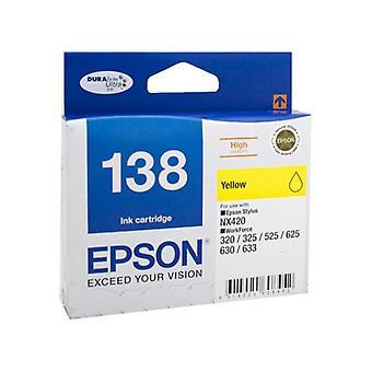 Epson 138 Ink Cartridge