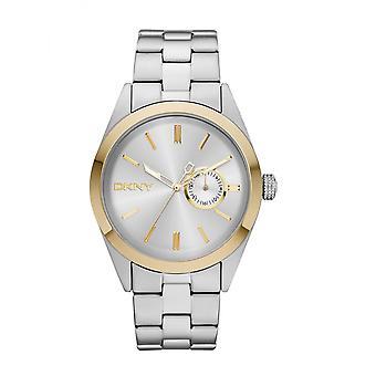 DKNY Nolita Men es Silver & Gold Watch NY1531