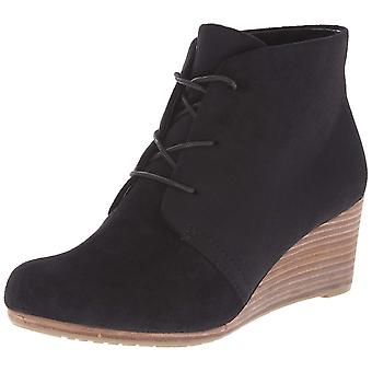 Dr. Scholl's Shoes Womens Dakota Fabric Closed Toe Ankle Fashion Boots