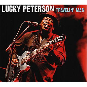 Lucky Peterson - Travelin Man [CD] USA import
