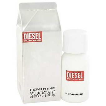 Diesel Plus Plus By Diesel Eau De Toilette Spray 2.5 Oz (women) V728-404402