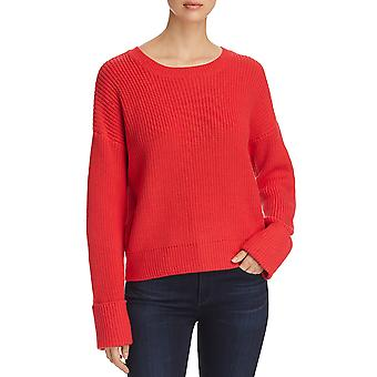 Kenneth Cole Crewneck Shaker Stitch Sweater Tomato Puree Kenneth Cole Crewneck Shaker Stitch Sweater Tomato Puree Kenneth Cole Crewneck Shaker Stitch Sweater Tomato Puree Kenneth Cole
