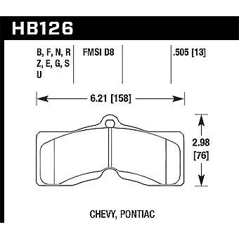 Hawk Performance HB126F.505 HPS