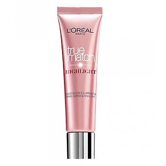 L' Oreal true Match creme de Highlighter-301. R Icy Glow