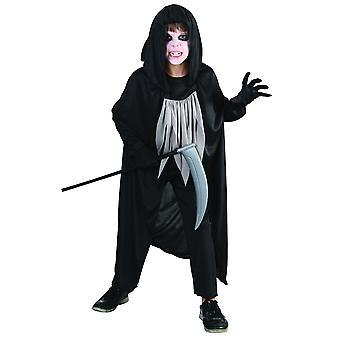 Bristol Novelty Childrens/Kids Reaper Costume