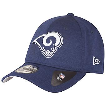 New Era 39Thirty Cap - SHADOW TECH Los Angeles Rams navy