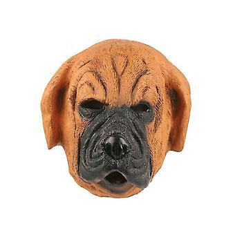 Máscaras De látex Máscara Perro