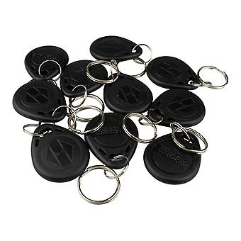 10x 125Khz RFID Smart Tag-Black