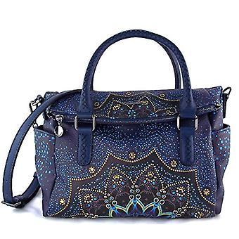 Desigual 19WAXP85 Handtasche Damen 24x9x29.5 cm (B x H x T)(1)