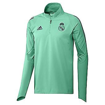 2019-2020 ريال مدريد أديداس الاتحاد الأوروبي أعلى تدريب (الأخضر)