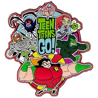Teen Titans Group Magnet