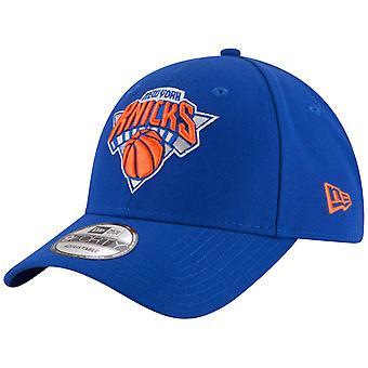 ニューエラ NBA リーグ ニューヨーク ・ ニックス ロイヤル 9Forty キャップ