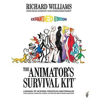 The Animator's Survival Kit - A Manual of Methods - Principles and For