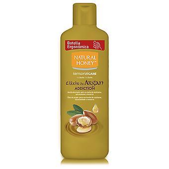 Luonnollinen hunaja Elixir De Argan kylpy geeli 650 ml Unisex