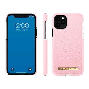 iDeal von Schweden iPhone 11 Pro Saffiano Shell-Pink