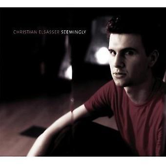 Christian Elsasser-schijnbaar [CD] USA import